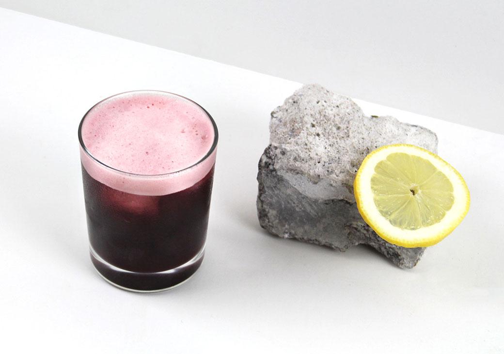 STILVOL. Drinks aus deutschen Likören | Johannisbeere Sour