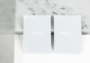 STILVOL. Postkarte - Prost