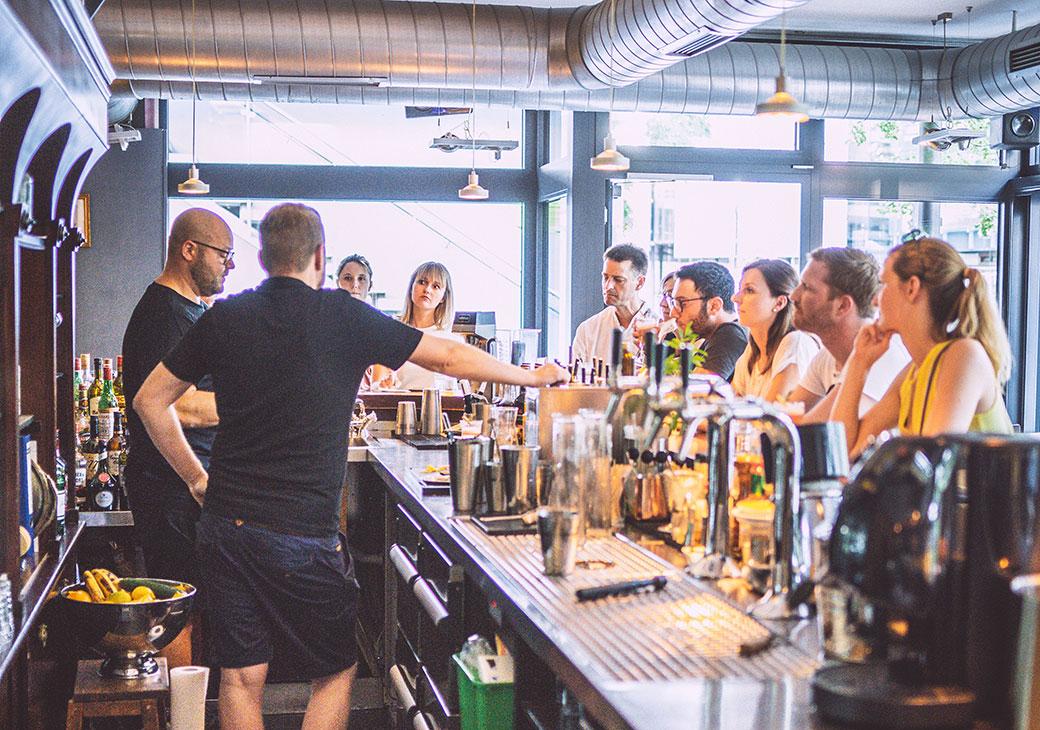 Tresen Geflüster Ulm | Bar Tour | Blaupause