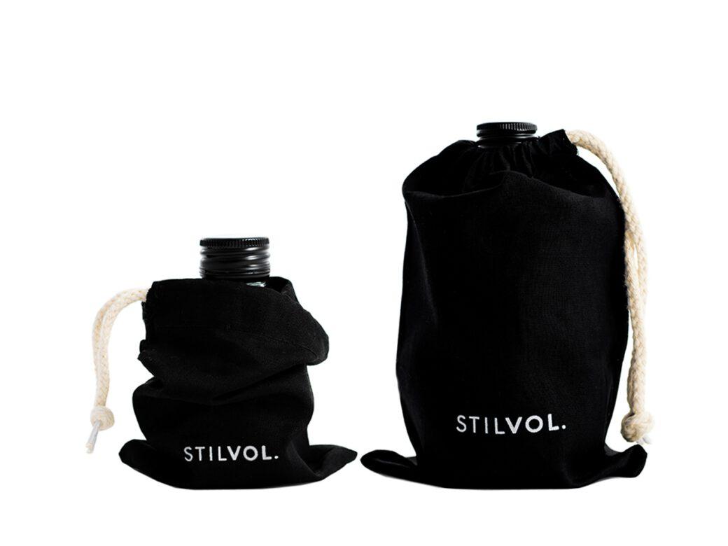 STILVOL. Säckchen | Schnaps 100ml und 500ml