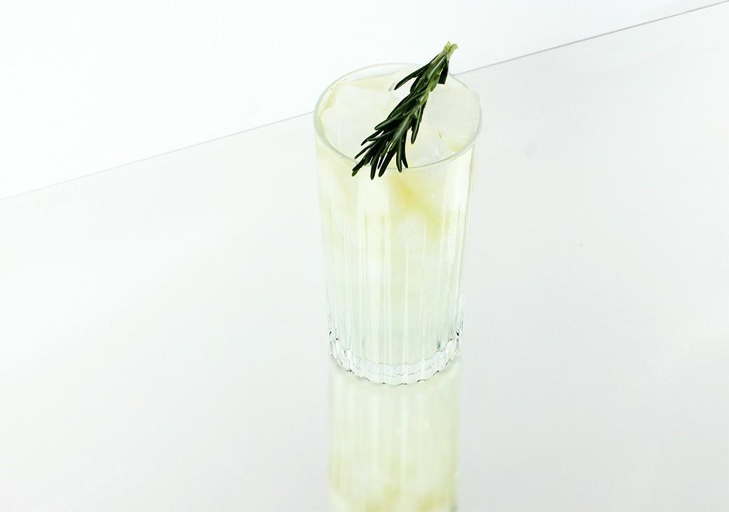 Fichte Fizz | Fichtengeist | STILVOL. Drinks aus Schnäpsen und Likören