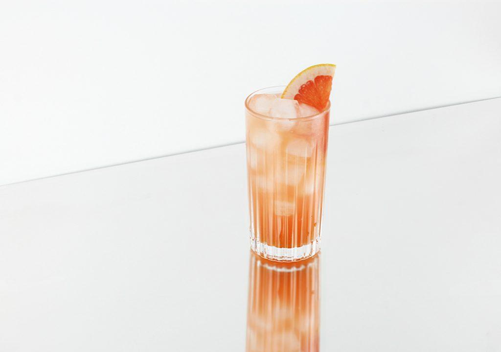 GQ Highball |Quittenlikör | STILVOL. Drinks aus Schnäpsen und Likören
