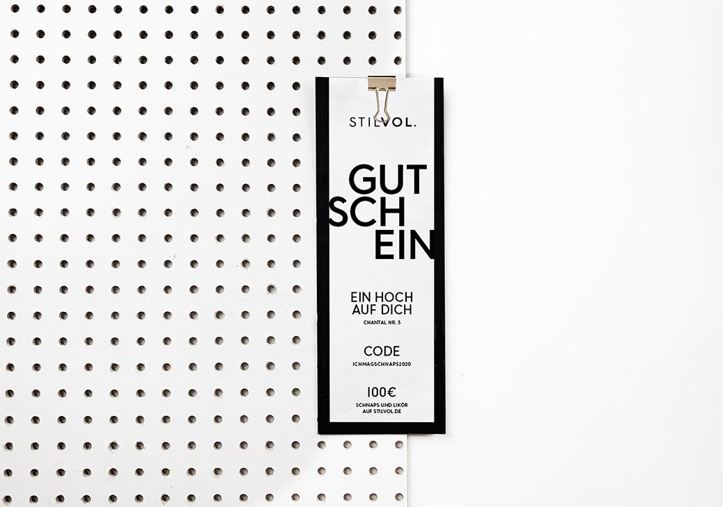 Gutschein | STILVOL. Spirituosen