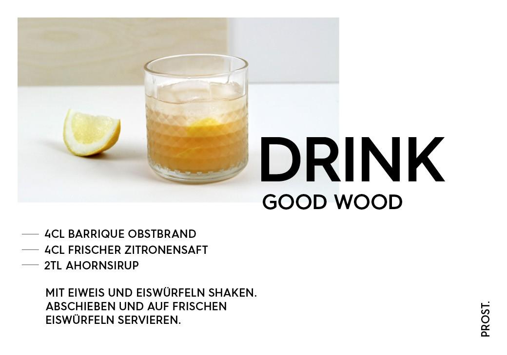 Obstbrand Mule Drink – STILVOL. Drinks und Cocktails aus Schnaps und Likör